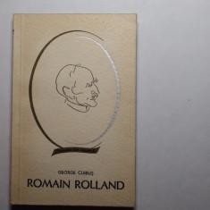 Romain Rolland - Autor : George Cuibus