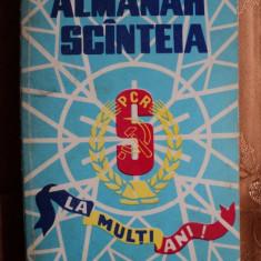 ALMANAH SCANTEIA - ANUL 1982