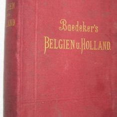 Belgia si Olanda,monografie,1897