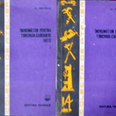 Indrumator pentru Tinichigii Auto - Carosieri Auto -H.Freifeld-2 vol