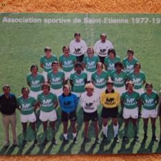 Foto SAINT-ETIENNE sezonul 1977-1978
