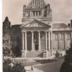 Carte postala(ilustrata)-ARAD-Palatul culturi - Carte Postala Crisana dupa 1918