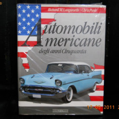 Vand carti auto epoca