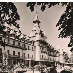 Carte postala(ilustrata)-CALIMANESTI-Sanatoriul balnear - Carte Postala Oltenia dupa 1918, Necirculata