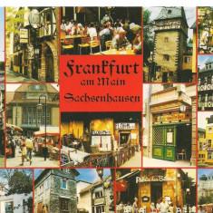 Carte postala(ilustrata)-FRANKFURT am Main (2)