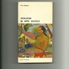 Noa- Noa si alte scrieri - Paul Gauguin