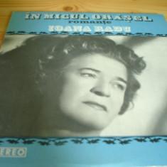 Ioana Radu romante in micul orasel muzica populara disc vinyl lp electrecord
