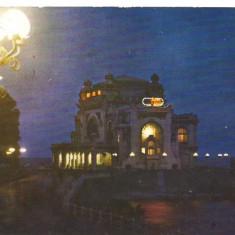Carte postala(ilustrata)-CONSTANTA-Cazinoul(1) - Carte Postala Dobrogea dupa 1918