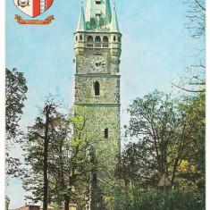 Carte postala(ilustrata)-BAIA MARE-Turnul Stefan