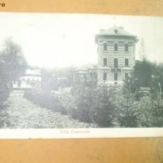 Carte postala Campulung Muscel Villa Pencovici