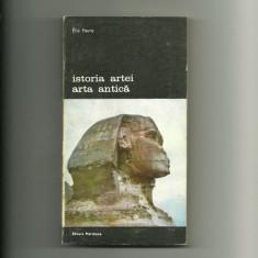 Istoria artei - Elie Faure ( 7 vol. ) - Carte Istoria artei