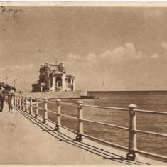 CONSTANTA-Spre Casinou - Carte Postala Dobrogea dupa 1918