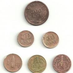 Moneda 50 bani 1947 Regatul Romaniei Mihai I