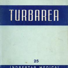 TURBAREA - DIMITRIE IONESCU 1952 - Carte Medicina veterinara