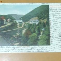 Carte postala Salutari din Slanic Moldova