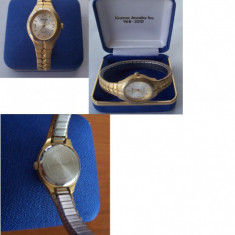 CEAS DE DAMA CARRIAGE TIMEX - Ceas dama Timex, Analog