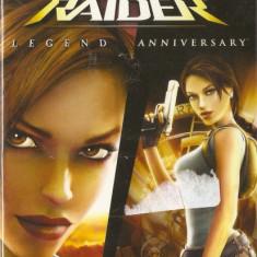 JOC PSP LARA CROFT TOMB RAIDER LEGEND + ANNIVERSARY SIGILATE ORIGINALE / STOC REAL / by DARK WADDER - Jocuri PSP Eidos, Actiune, 16+, Single player