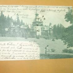 Carte Postala Sinaia