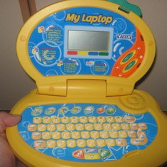 My first lapop Vtech