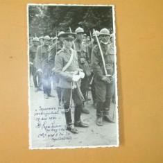 Carte Postala Depunerea Juramantului Calarasi 1936