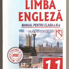 (L36) LIMBA ENGLEZA, MANUAL PENTRU CLASA A XI-A - Manual scolar niculescu, Clasa 11, Niculescu, Limbi straine
