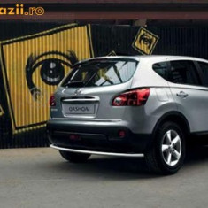 Ornament bara crom spate Nissan Qashqai - Bara Spate Tuning