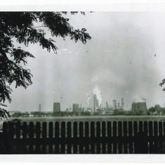 222 - PLOIESTI - Rafinaria 1941 - real foto 9 / 7 - Fotografie veche