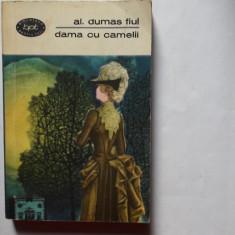 Dama cu camelii - Al.Dumas-fiul-rf14/1