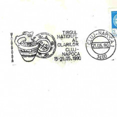 Plic Special Tirgul international al olarilor Cluj-Napoca 21.05.90