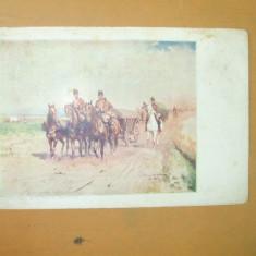 Carte Postala Cromothipie Militari