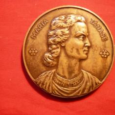 PLACHETA - FESTIVAL MARIA TANASE - 1993 - Medalii Romania