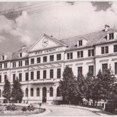 Botosani.Scoala medie Laurian, 1965 - Carte Postala Moldova dupa 1918