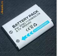 680 mAh baterie enel11 60b dli78 Nikon Pentax Olympus