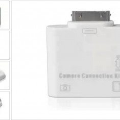 2in1 USB Camera SD Card Reader Connection Kit pentru iPad cititor carduri port usb