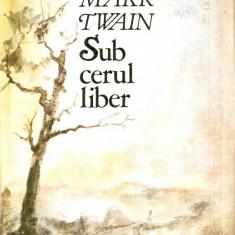 Mark Twain-Sub cerul liber