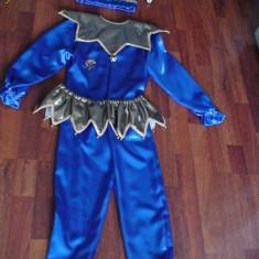 Costum carnaval strumf 6-7 ani - Costum copii