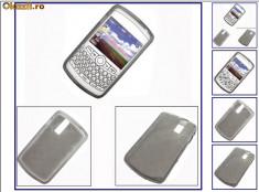 husa silicon antiradiatii blackberry 8300