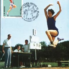 Carte Maxima atletism, saritura in lungime