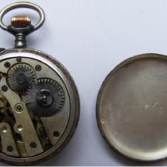 Ceas vechi de buzunar defect (9) - de colectie - Ceas de buzunar