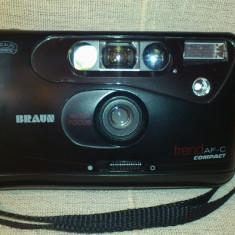Aparat foto BRAUN TREND AF-C COMPACT - Aparat Foto cu Film Braun