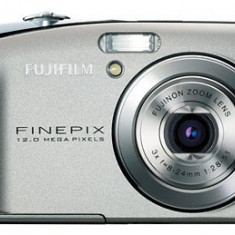 Camera Foto Compacta FinePix F50fd 12 mpx, 3x-5x, 8x-10x, CCD, Integrat