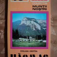 MASIVUL HASMAS - EMILIAN CRISTEA  - colectia muntii nostri