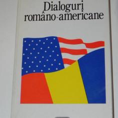 ION ILIESCU - DIALOGURI ROMANO-AMERICANE - Carte Politica