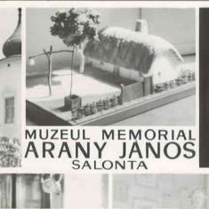 R 9748 Republica Populara Romana salonta cladirea muzeului arany janos necirculata