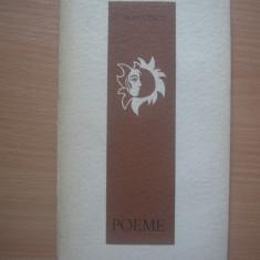 Vasile Nicolescu POEME, r9 - Carte poezie