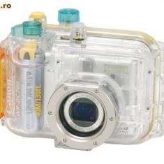 Camera Digitala Subacvatica Canon (A70 + WP-DC700) - Aparate foto compacte