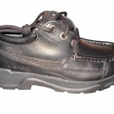 Pantofi Polo Ralph Lauren baieti - marimea 28 - Pantofi copii Polo By Ralph Lauren, Piele naturala