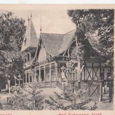 B25403 Valcele Covasna Golden mano Vila - Carte Postala Transilvania dupa 1918