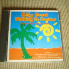 EDDY GRANT walking on sunshine cd DISC MUZICA Reggae pop ROCK