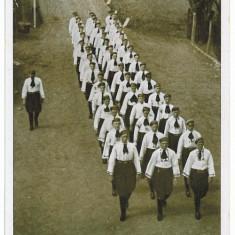1582 - Tinerii Garzii de Fier in Romania, Ardeal - unused - 1940 - Fotografie veche